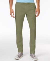 American Rag Men's Stretch Chino Pants Only At Macy's Tank