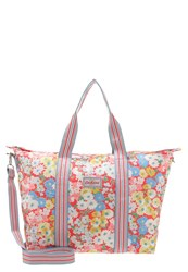 Cath Kidston Daisy Bed Tote Bag Red