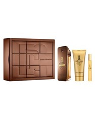 Paco Rabanne One Million Prive Father's Say Three Piece Gift Set No Color