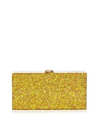 Milly Star Box Clutch Gold