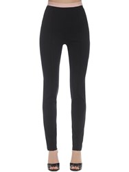 Gucci Compact Stretch Jersey Leggings Black