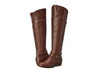 G By Guess Gaines Dark Brown Dark Brown Women's Pull On Boots