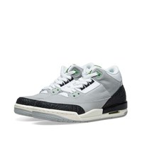 Nike Air Jordan 3 Retro 'Mj X Tinker' Gs Grey