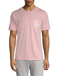 Sovereign Code The Dude Cotton Tee Pink
