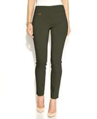 Alfani Tummy Control Skinny Pants Only At Macy's