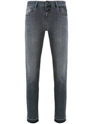 Closed Classic Skinny Jeans Grey