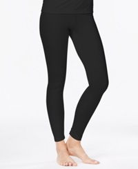 Cuddl Duds Climatesmart Leggings Black