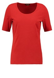 More And More Basic Tshirt Red Passion