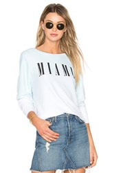 Wildfox Couture Miami Top Mint