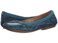 Bandolino Edition Teal Multi Synthetic Women's Flat Shoes Blue