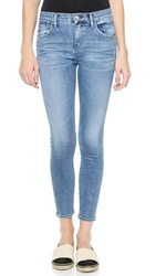 Gold Sign Virtual Skinny Jeans Riviera
