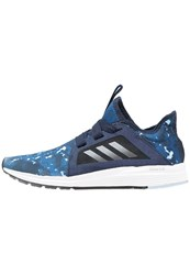 Adidas Performance Edge Lux Neutral Running Shoes Collegiate Navy Framas Light Blue Easy Blue