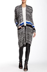 Romeo And Juliet Couture Open Knit Cardigan Multi