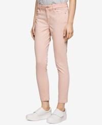 Calvin Klein Jeans Colored Ankle Skinny Rose Dust