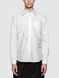 Uniform Experiment Dripping B.D Shirt