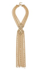 Capwell Co. Golden Evening Necklace