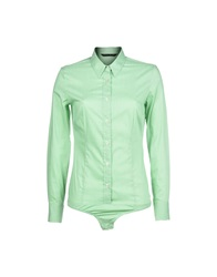 Brian Dales Shirts Light Green