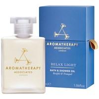 Aromatherapy Associates Relax Light Bath And Shower Oil 55Ml