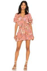 Spell And The Gypsy Collective Rosa Play Dress Blush