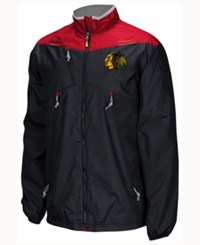 Reebok Men's Chicago Blackhawks Center Ice Rink Jacket