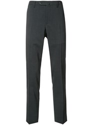 Pt01 Classic Tailored Trousers Grey