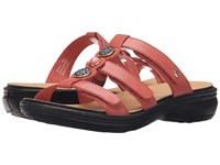 Revere Morocco Coral Women's Flat Shoes