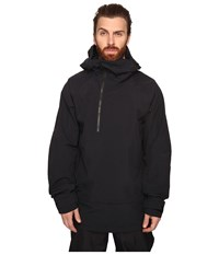 Burton Ak 2L Velocity Anorak Jacket True Black Men's Coat