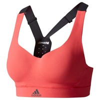 Adidas Committed Chill Sports Bra Pink