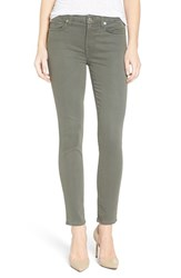 7 For All Mankindr Women's Mankind 'The Skinny' Skinny Jeans Olive