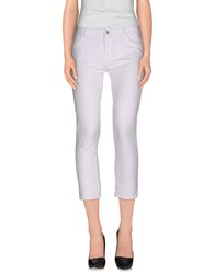 Met Trousers 3 4 Length Trousers Women White