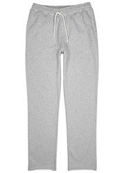 Soulland Fogh Grey Cotton Jogging Trousers