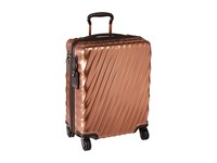 Tumi 19 Degree Continental Carry On Copper Carry On Luggage Bronze