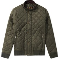 Barbour Moss Jacket Green