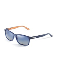 Hugo Boss Plastic Wayfarer Sunglasses Blue