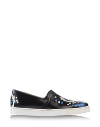 Thakoon Addition Sneakers Black