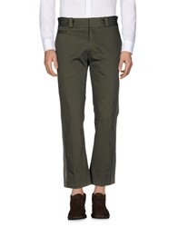 Marc Jacobs Casual Pants Green