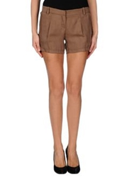 Elisabetta Franchi For Celyn B. Shorts Khaki