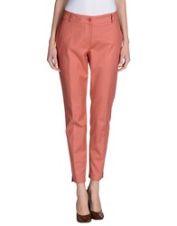 Peserico Sign Trousers Casual Trousers Women Salmon Pink