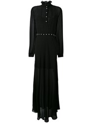 John Richmond Divinopolis Dress Women Polyester M Black