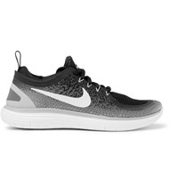 Nike Running Free Rn Distance 2 Mesh Sneakers Black
