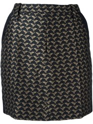 A.F.Vandevorst 'Shop' Skirt Black