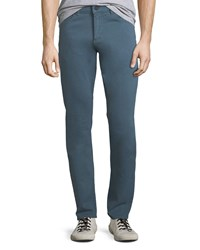 Dl Men's Russell Slim Straight Jeans Lagoon