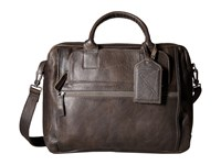 Cowboysbelt Boaz Anthracite Briefcase Bags Pewter