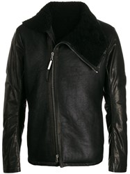 Isaac Sellam Experience Padded Leather Jacket 60