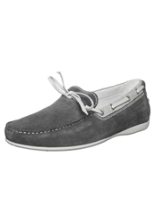 Stonefly Sunny 5 Boat Shoes Ciment Anthracite