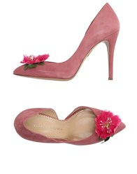 Charlotte Olympia Footwear Courts Women Pastel Pink