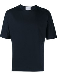 Stephan Schneider Cotton T Shirt Blue