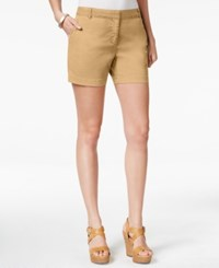 G.H. Bass And Co. Chino Shorts Latte