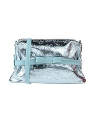 Braccialini Tua By Handbags Sky Blue