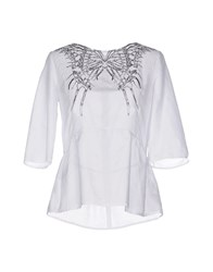 Byblos Shirts Blouses Women White